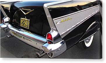 The Prince Of Bel Air Canvas Print by Gary Adkins