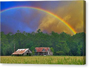The Promise Canvas Print by Jan Amiss Photography