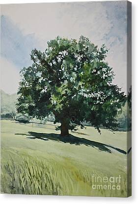 Canvas Print - The Resting Place by Elizabeth Carr