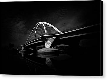 The Reveal Canvas Print