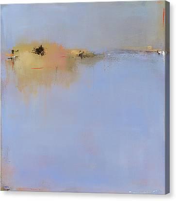The Rhythm Of Stillness Canvas Print by Jacquie Gouveia