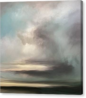The Rift Canvas Print by Lonnie Christopher