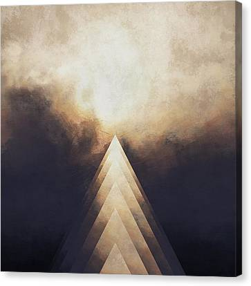 The Rise Canvas Print by Lonnie Christopher
