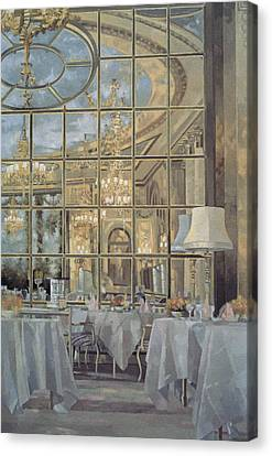 The Ritz Canvas Print by Peter Miller