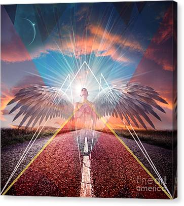 The Road  Canvas Print by Mark Ashkenazi