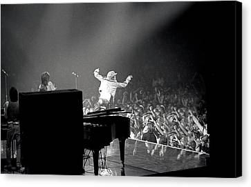 The Rolling Stones Canvas Print by Mike Norton
