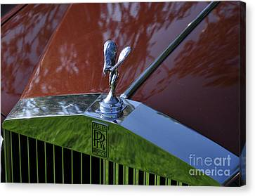 The Rolls Canvas Print by Clayton Bruster