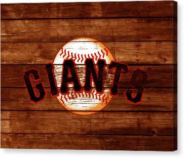 The San Francisco Giants 3c   Canvas Print