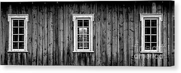 The School House Canvas Print