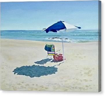 The Sea Air Canvas Print