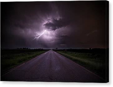 The Serpent Canvas Print by Aaron J Groen