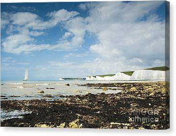 The Seven Sisters Canvas Print by Donald Davis
