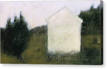 The Shed Canvas Print by Ruth Sharton