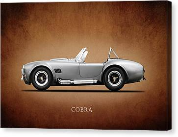 The Shelby Cobra Canvas Print by Mark Rogan