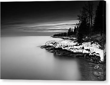 The Shore Canvas Print by Mark Goodman