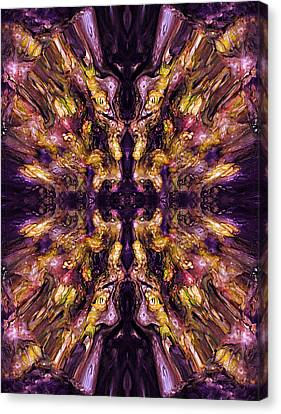 The Sleeper Must Awaken Canvas Print by Angelina Vick