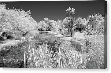 Canvas Print - The Slough by James Barber