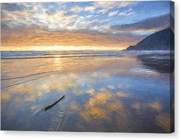 The Song's End II Canvas Print by Jon Glaser
