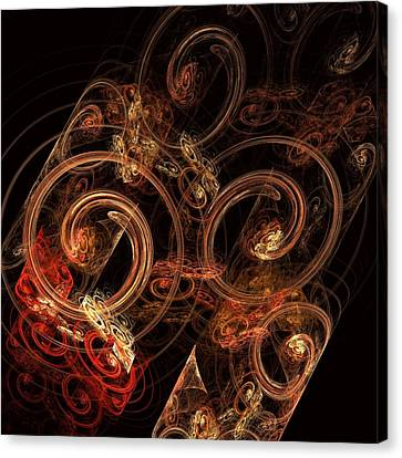 The Sound Of Music Canvas Print by Oni H