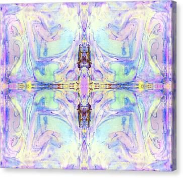 The Spirit Elder  Canvas Print