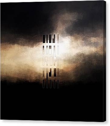 The Storm Canvas Print by Lonnie Christopher