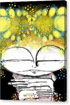 The Summer Canvas Print by Mark M  Mellon