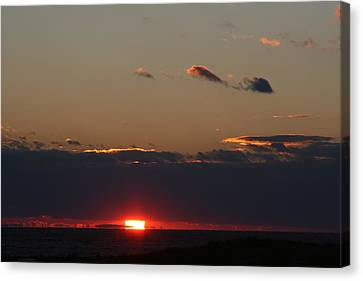 Canvas Print - The Sunset  by Paul SEQUENCE Ferguson             sequence dot net