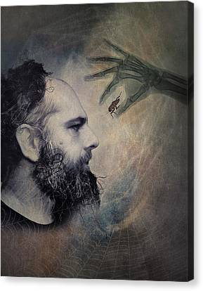 The Survivor Canvas Print