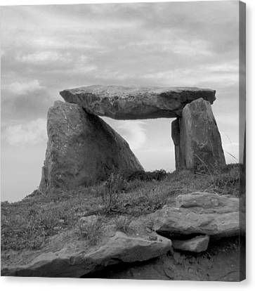 The Table - Ireland Canvas Print by Mike McGlothlen