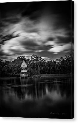 Outlook Canvas Print - The Tower by Marvin Spates