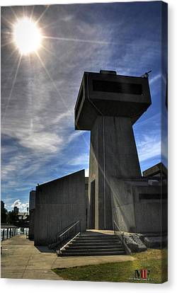 The Tower V2 Canvas Print