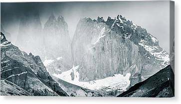 The Towers Canvas Print by Andrew Matwijec