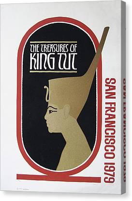 The Treasures Of King Tut Canvas Print