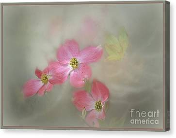 The Trinity Canvas Print by Brenda Bostic