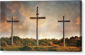 The Ultimate Sacrifice Canvas Print