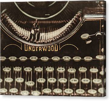 The Underwood Canvas Print by Lisa Russo