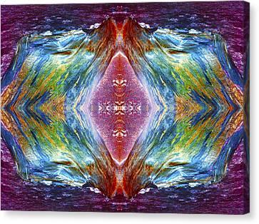 The Unfolding Canvas Print