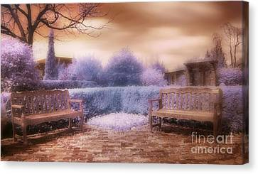 The Unseen Light Canvas Print