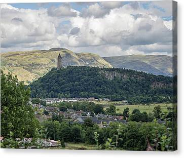 The Valley Of Stirling Canvas Print