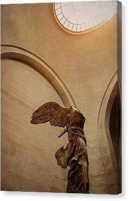 The Victory Canvas Print by JAMART Photography