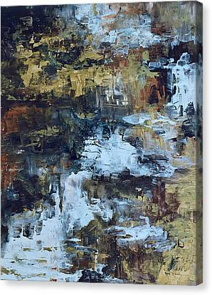 The Waterfall Canvas Print