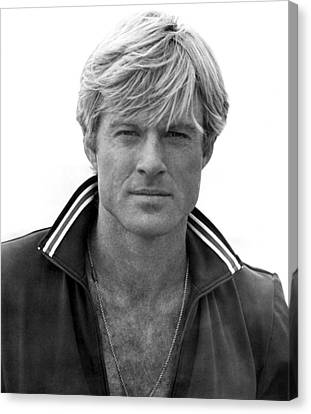 The Way We Were, Robert Redford, 1973 Canvas Print