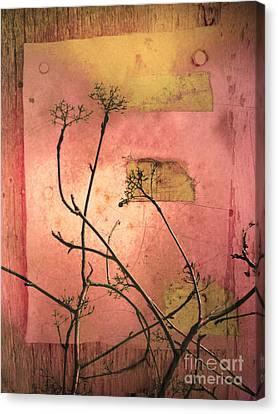 The Weeds Canvas Print by Tara Turner