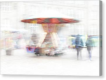 The Whirligig Canvas Print