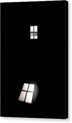 The Window Canvas Print by Jouko Lehto