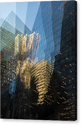 Canvas Print featuring the photograph The World Keeps Turning by Alex Lapidus