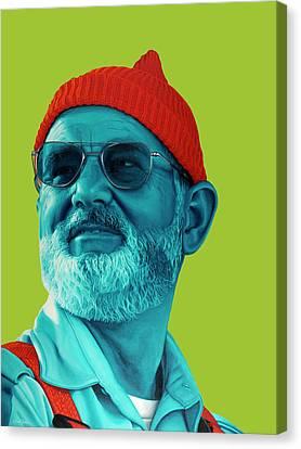 The Zissou Canvas Print by Ellen Patton