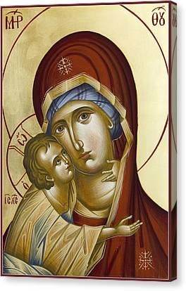 Theotokos Canvas Print