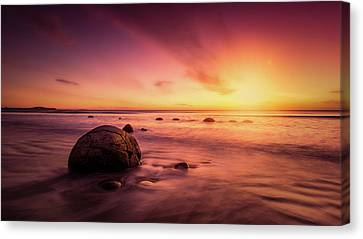 Aotearoa Canvas Print - There Is Always Hope by Kumar Annamalai