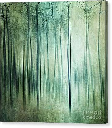 There Is Light Somewhere Canvas Print by Priska Wettstein